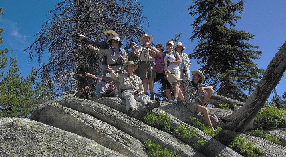 Lolo Trail Spirit Revival Ridge