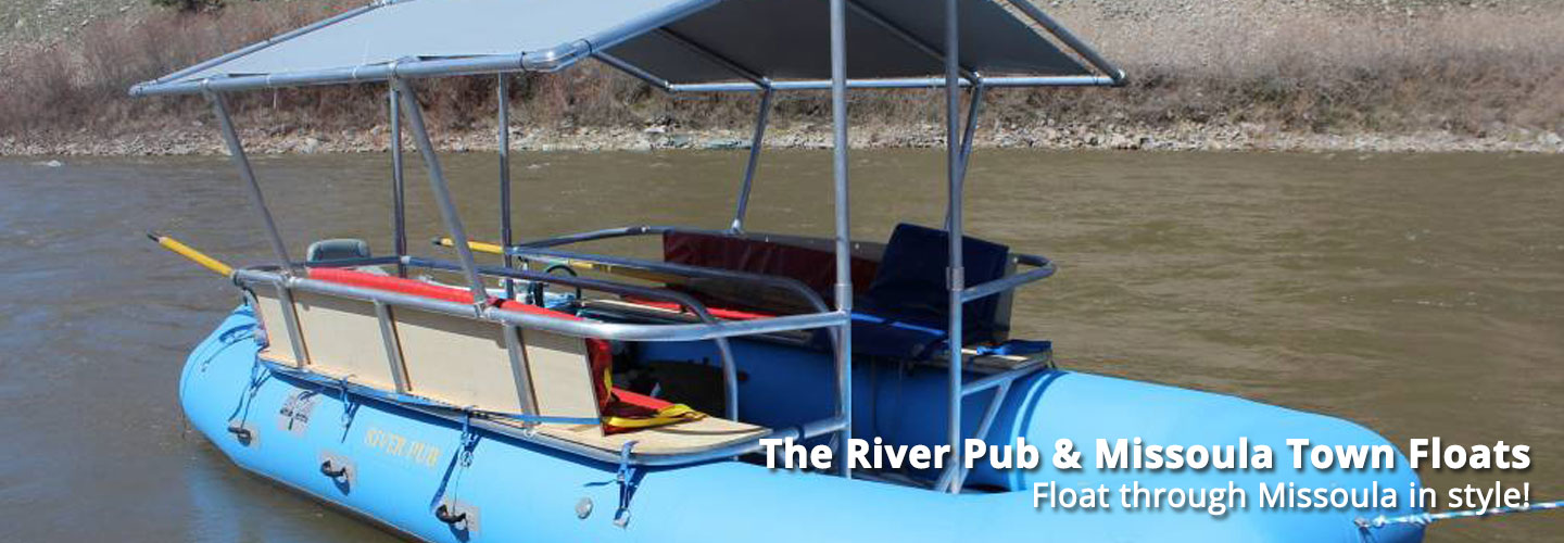 River Pub Slider
