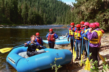 Lochsa River Safety Talk