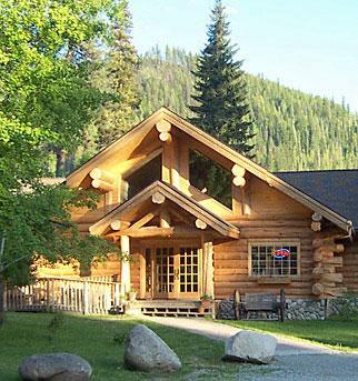 Lochsa Lodge, Montana